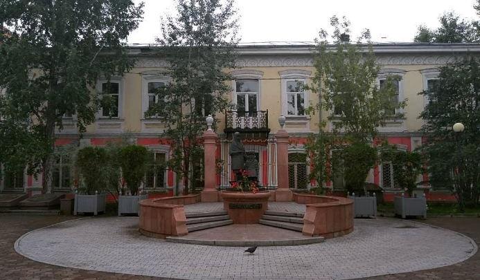 На проспекте Мира собираются реконструировать особняк, где во время ссылки часто бывал Ленин
