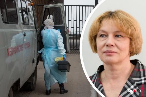 Татьяна Русинова рассказала, где в регионе сегодня ситуация с заболеваемостью складывается сложнее всего