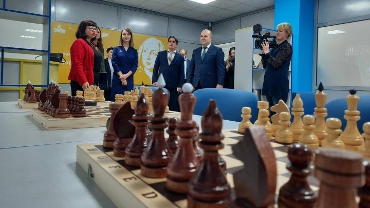 Дом научной коллаборации за 23 миллиона рублей открыли в Архангельске на базе САФУ