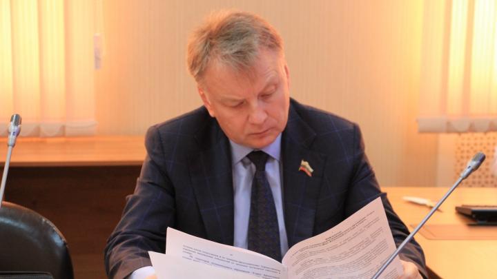 Архангельский депутат Александр Фролов вошел в топ-20 самых богатых российских чиновников и депутатов