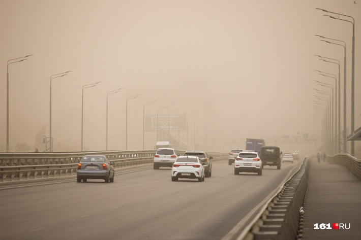 Как образовалась пылевая буря, которая накрыла Ростовскую область. Отвечают экологи