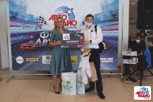 Лучший результат чемпионата показал Дмитрий Скрынников
