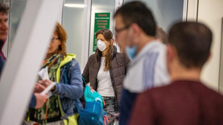 В детскую больницу попал ещё один ребенок с симптомами ОРВИ — он вернулся из Дубая