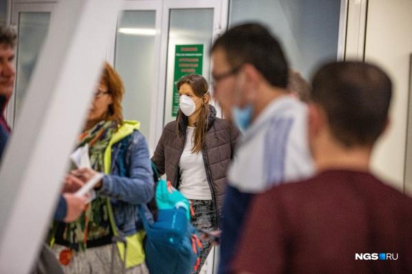 Всего в инфекционной больнице сейчас 28 человек