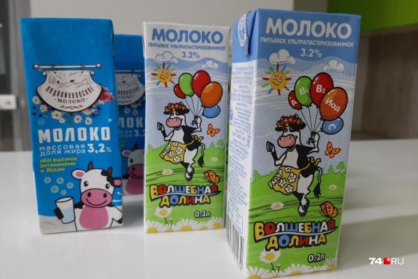 Такое молоко школьникам в Челябинской области начали бесплатно выдавать в начале этого года