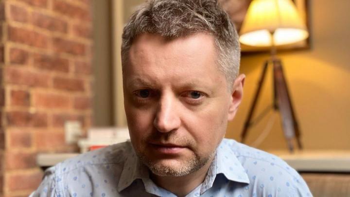 Известный журналист Алексей Пивоваров приехал в Нижний Новгород, чтобы снять фильм об Ирине Славиной