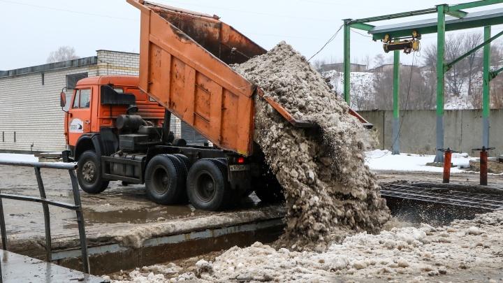 NN.RU выяснил, почему нижегородские власти расторгли соглашение на строительство станций снеготаяния
