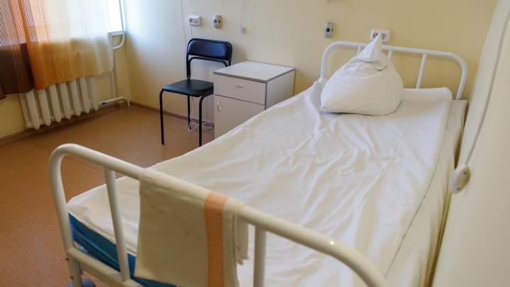 В Омске от коронавируса умерли ещё пять человек