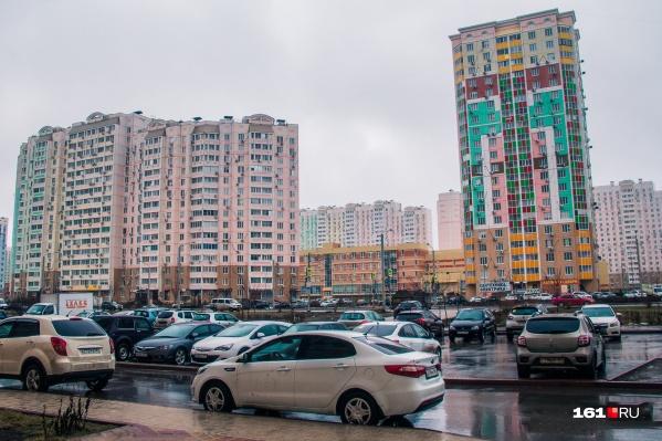 Две новые дороги появятся на Левенцовке, первую проложат по Ткачева, вторую — по проспекту Маршала Жукова