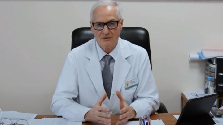 «Помогите нам!»: главврач госпиталя для больных COVID в Тольятти рассказал о ситуации в больнице