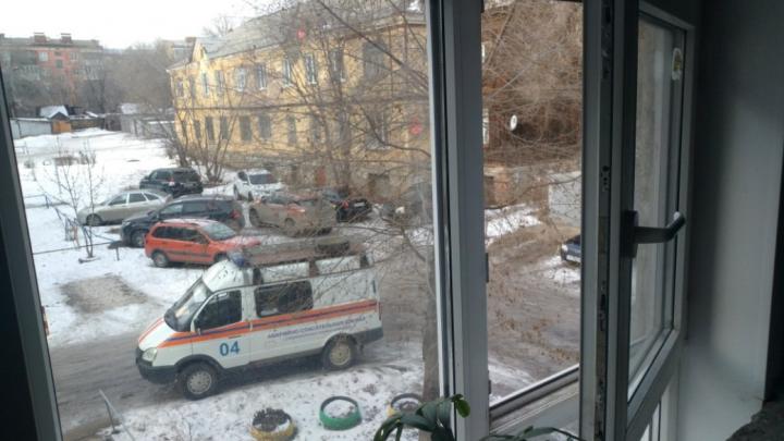 В Самаре семья из четырех человек отравилась угарным газом