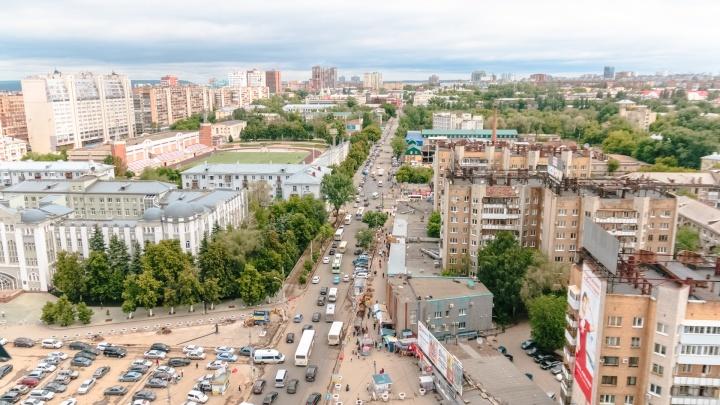 В 2021 году улицы Самары планируют заставить скульптурами