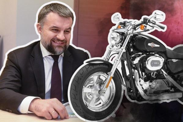 Алексей Бирюлин отчитался о своем годовом доходе: более 15 миллионов рублей