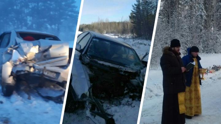 Семьи, дети, силовики: кто еще и как погибал на трассе Тюмень — Ханты-Мансийск за последние 10 лет