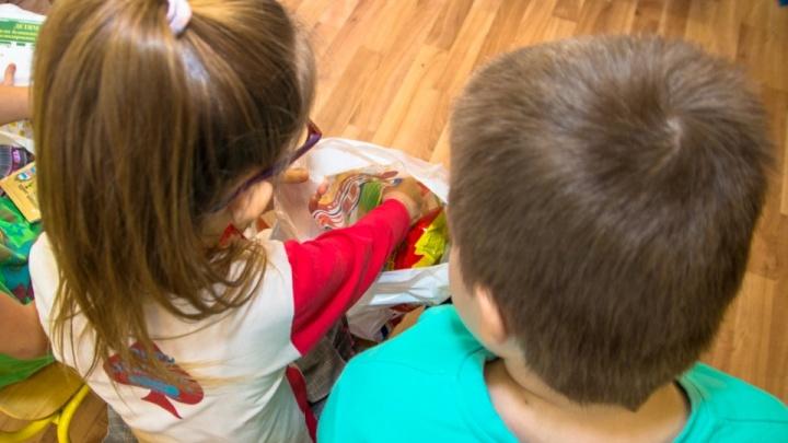 В Самаре детям раздадут сладкие подарки на Новый год