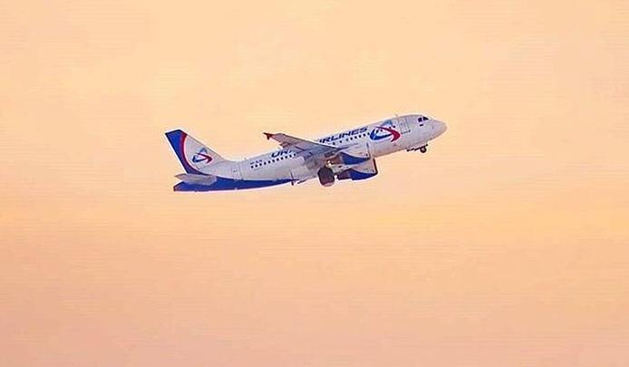 «Уральские авиалинии» отменили рейсы из Платова в Прагу