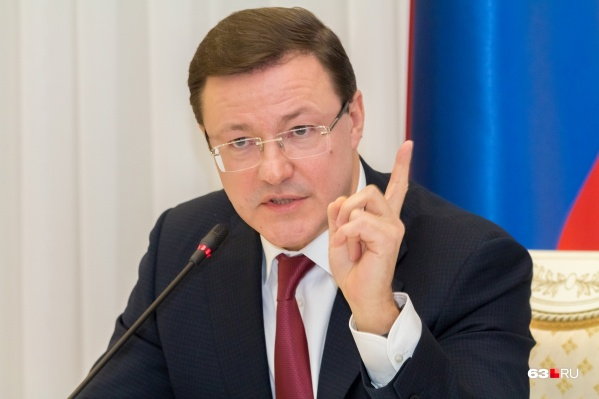 Дмитрий Азаров возглавил оперативный штаб по борьбе с коронавирусом 2 апреля