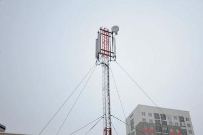 Мэрия уже ведет проверку: в Екатеринбурге незаконно установили вышку сотовой связи