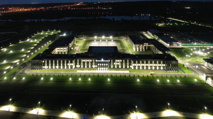 Новое здание омского кадетского корпуса возведут рядом с парком Победы