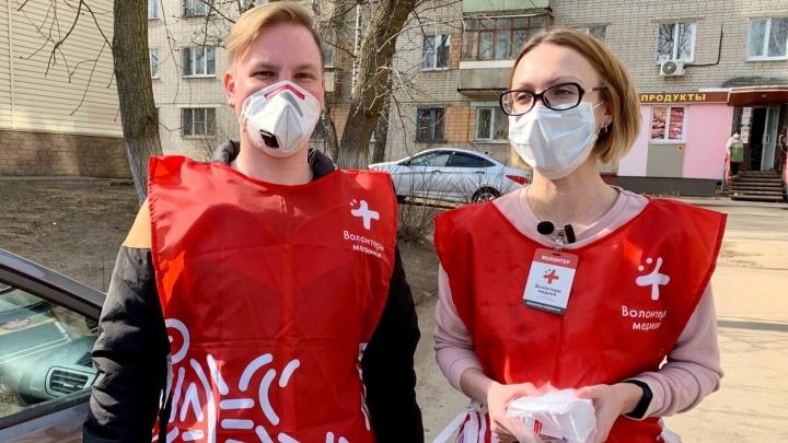 «Это не альтруизм»: нижегородка рассказала, почему она стала волонтёром во время коронавируса
