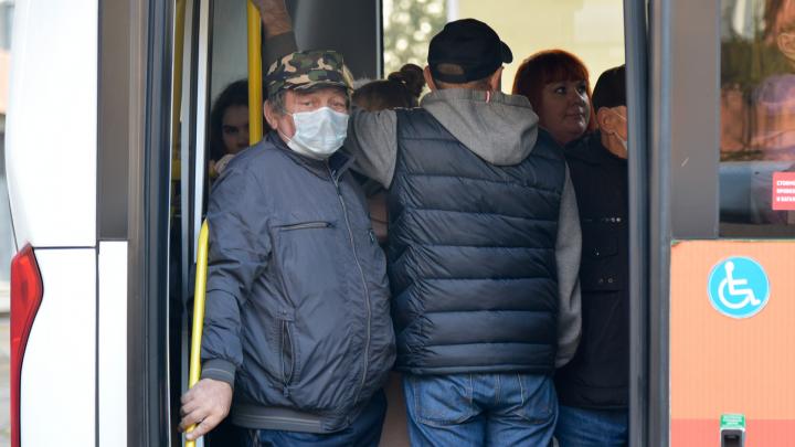 Оперштаб России подтвердил еще 179 новых случаев COVID-19 в Архангельской области