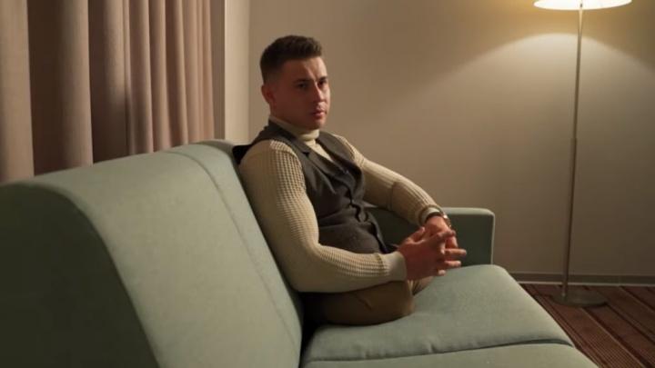 Рустам Набиев, потерявший обе ноги в Светлом, дал интервью звезде YouTube