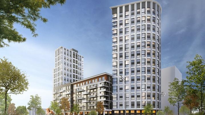 Башни, пилоны и французские балконы: как строят Новый Уралмаш