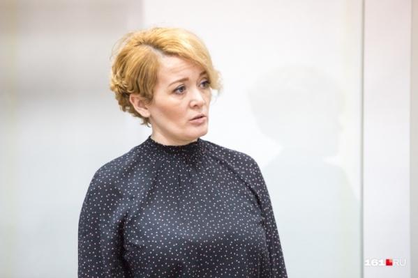 На заседании Шевченко заявила, что вообще не понимает, в чем ее обвиняют