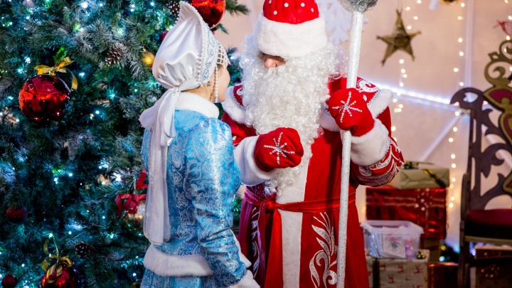 «Справки нет»: ярославцы заказывают детям на дом Деда Мороза и Снегурочку, несмотря на коронавирус