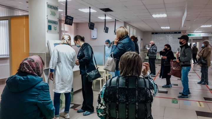 Резкий скачок вниз: новые данные о заболевших COVID-19 в Тюменской области
