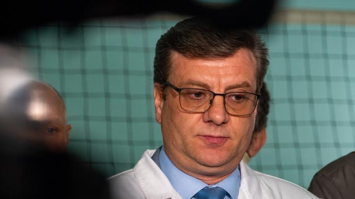 С главы Минздрава Мураховского сняли депутатские полномочия