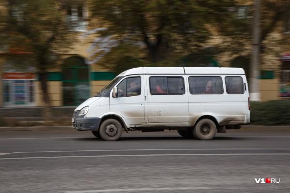 Водители маршрутных такси после возвращения резко взвинтили цены