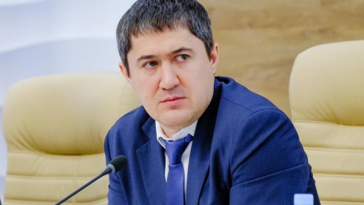 «Люди важнее государства»: глава Прикамья Дмитрий Махонин записал обращение к пермякам из-за коронавируса