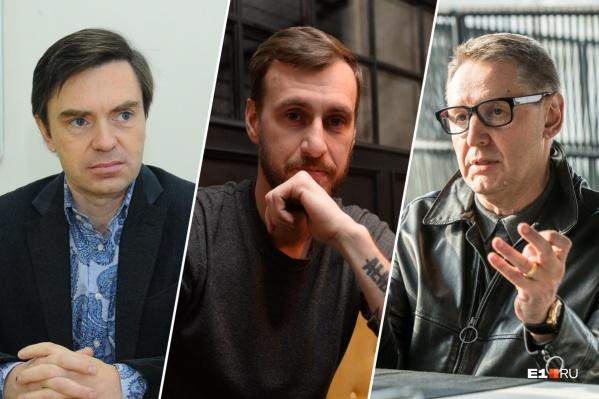 Александр Оглоблин,Евгений Кексин и Олег Ананьев поделились своим мнением о санитарной декларации, утвержденной губернатором