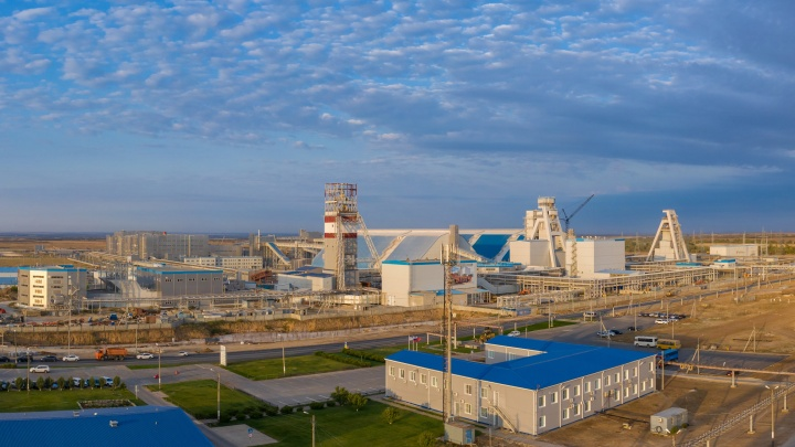 В ближайшее время сотрудники «ЕвроХим-ВолгаКалия» завершат строительство производственного комплекса