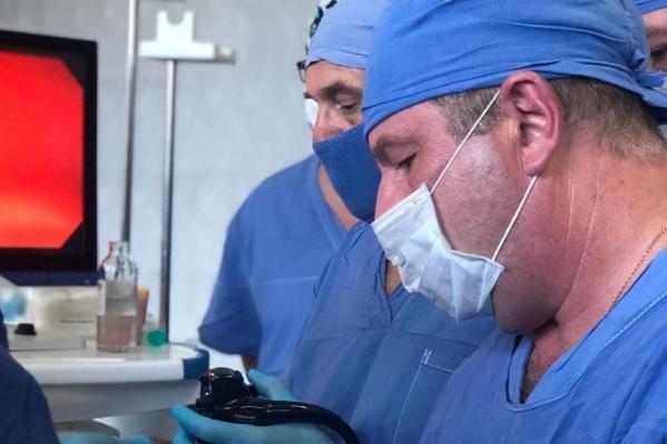 Всего в этом году врачи хирургического отделения оказали помощь 1780 детям