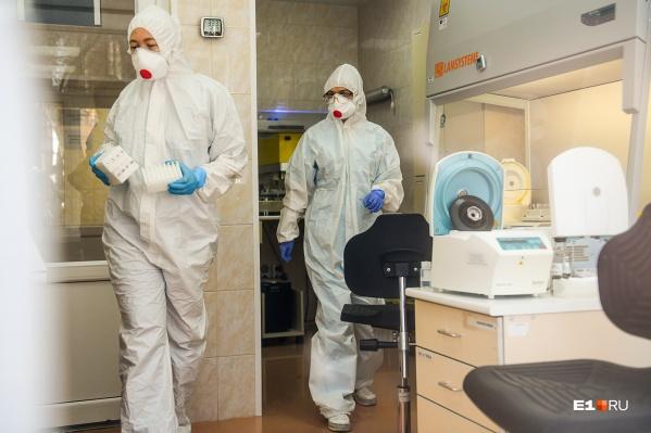 К пятнице число заболевших COVID-19 в Челябинской области превысило 2100