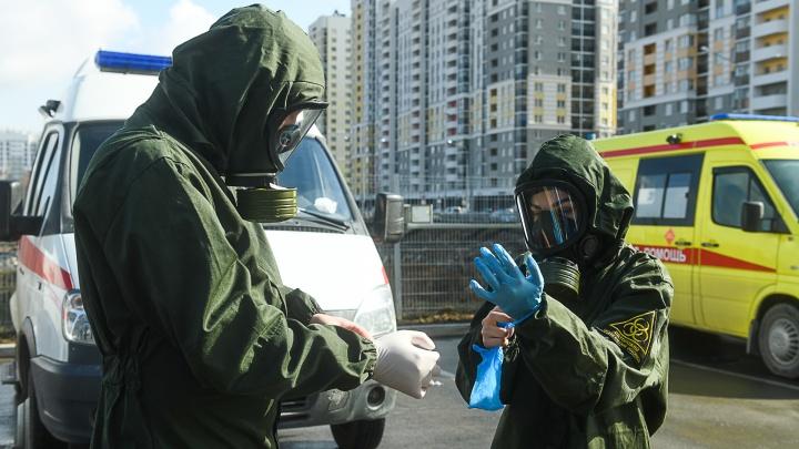 Спасательный отряд закрыли на карантин в Челябинской области из-за коронавируса у начальника