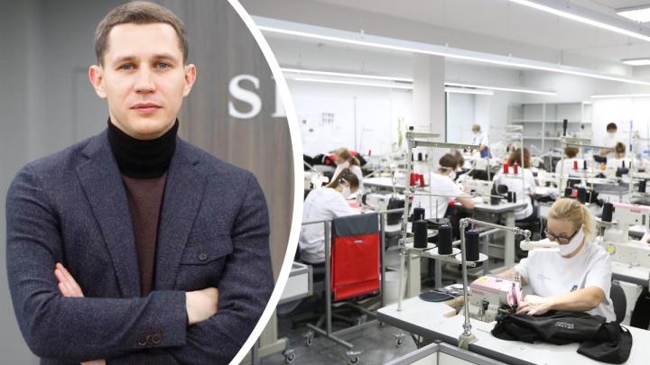 Компания уральского модельера, который шьет одежду для Путина, получит премию правительства