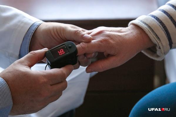 Число заболевших пневмонией за сутки превышает показатель недельной давности