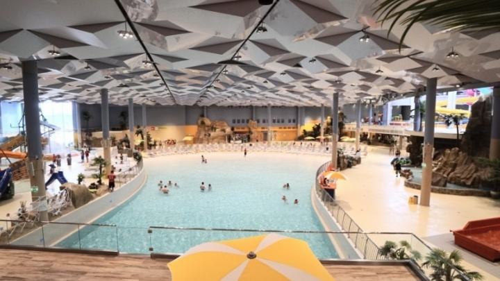 Власти Прикамья расторгли контракт на проектирование аквапарка