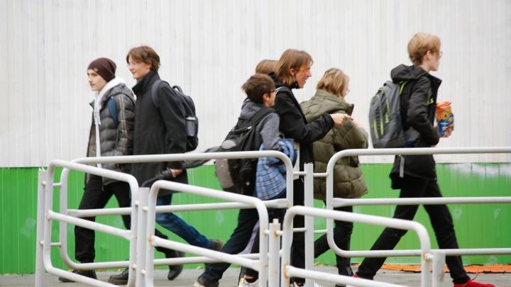 В Кузбассе полностью на дистанционке 4 школы. Всего COVID выявили в 410 учебных заведениях