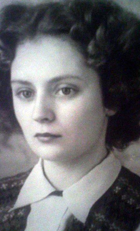 Нина Николаевна в студенческие годы