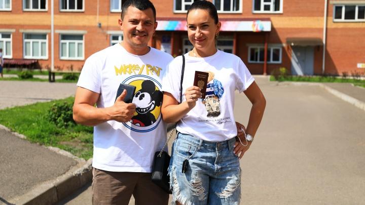 Как голосовали в Красноярске: фоторепортаж с избирательных участков