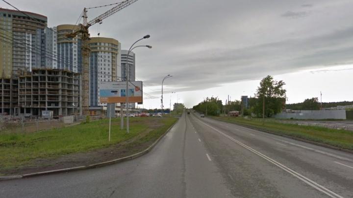 Вдоль улицы Блюхера, где растет жилой квартал, построят новый проезд