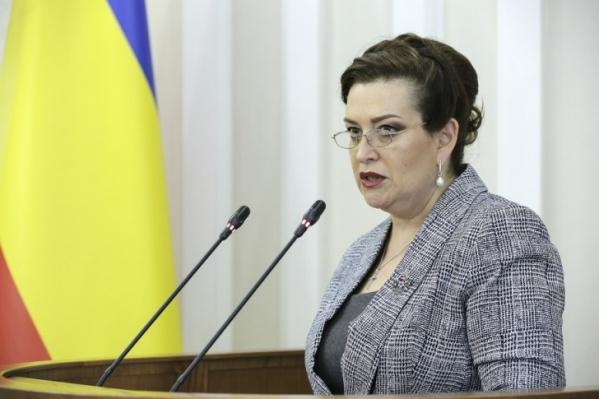 По словам министра, в Ростовской области работают 45 тысяч человек