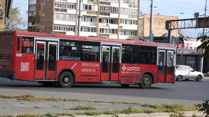 Автобусный парк, где обнаружили коронавирус, опустел: машины начали перегонять в другой гараж