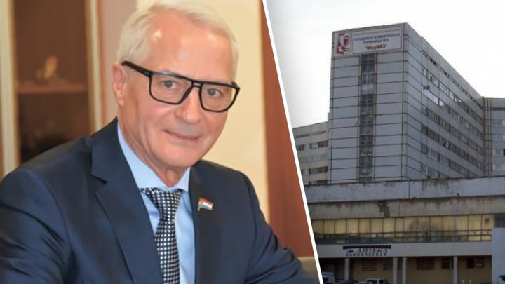 В Тольятти два человека госпитализированы с подозрением на коронавирус