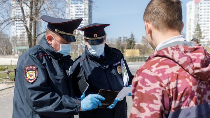 По Волгоградской области пронеслась новая волна проверок по соблюдению режима самоизоляции