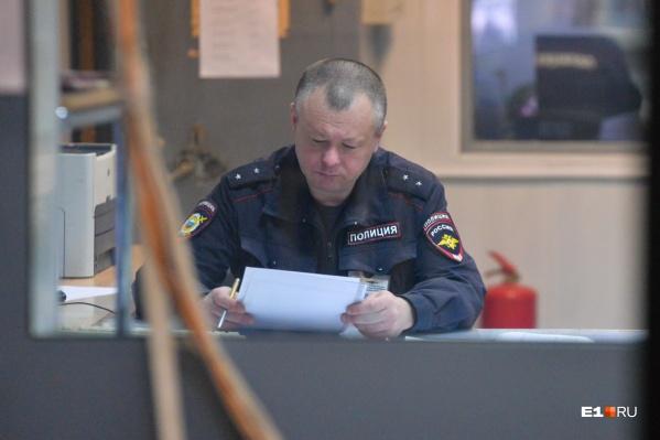 Полицейские уже возбудили дело в отношении мужчины